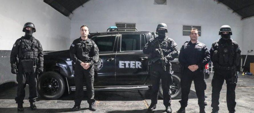 Procedimientos policiales: dos detenidos