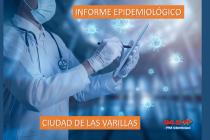 Situación epidemiológica semanal de Las Varillas