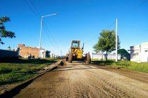 La Municipalidad realiza trabajos de mejora en distintos sectores de la ciudad