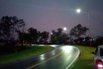 Factores  climáticos y árboles afectan al sistema de Alumbrado Público