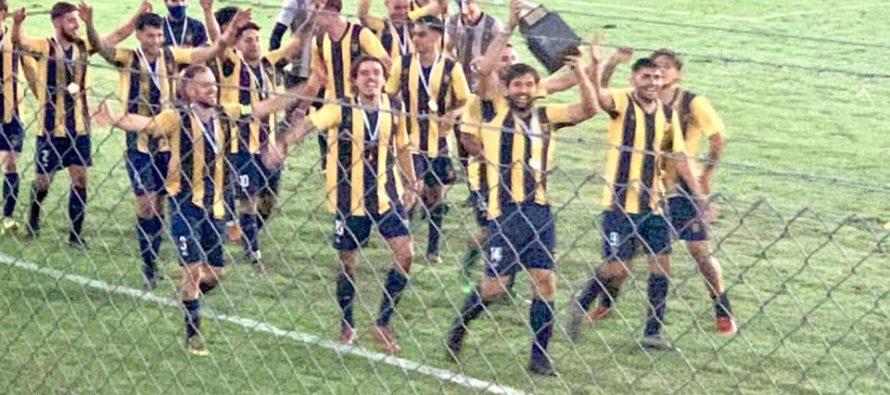 Fútbol Provincial: Olimpo de Laborde  es el campeón