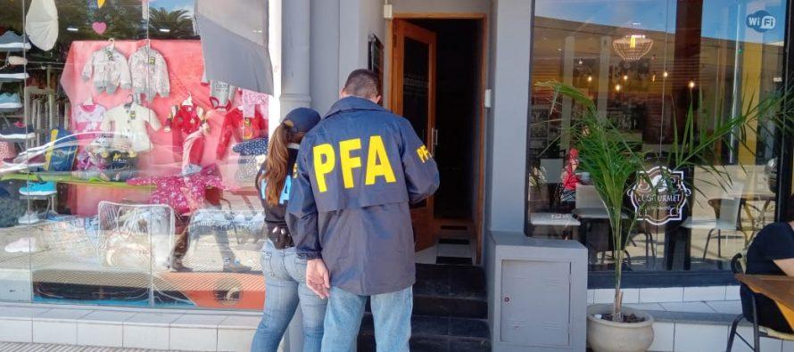 Los allanamientos de la Policía Federal en Las Varillas estarían relacionados a una causa de trata de personas