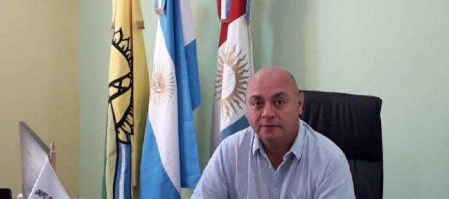 """Corte de energía: """"vivimos un día para olvidar"""", manifestó el intendente de El Fortín"""