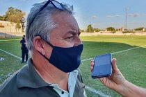 Liga Regional: Interesantes conceptos nos dejó el flamante presidente Javier Auger (con audio)