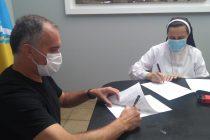 Municipio y el IMI firmaron convenio para otorgamiento de becas