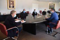 Las Varillas fue beneficiada por la firma de convenios por obras entre Provincia y Nación