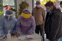 Operativo  Detectar en la Escuela Dalmacio Vélez Sársfield