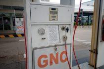 Cierran estación de GNC de la rotonda por tareas de mantenimiento