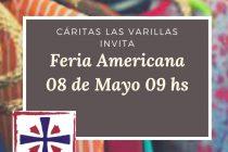 Este sábado, Feria Americana de Cáritas